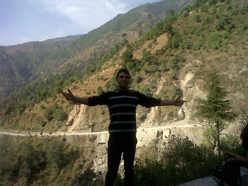 Hiking Trip - Vikas Acharya