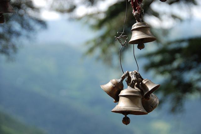 Temple of bells