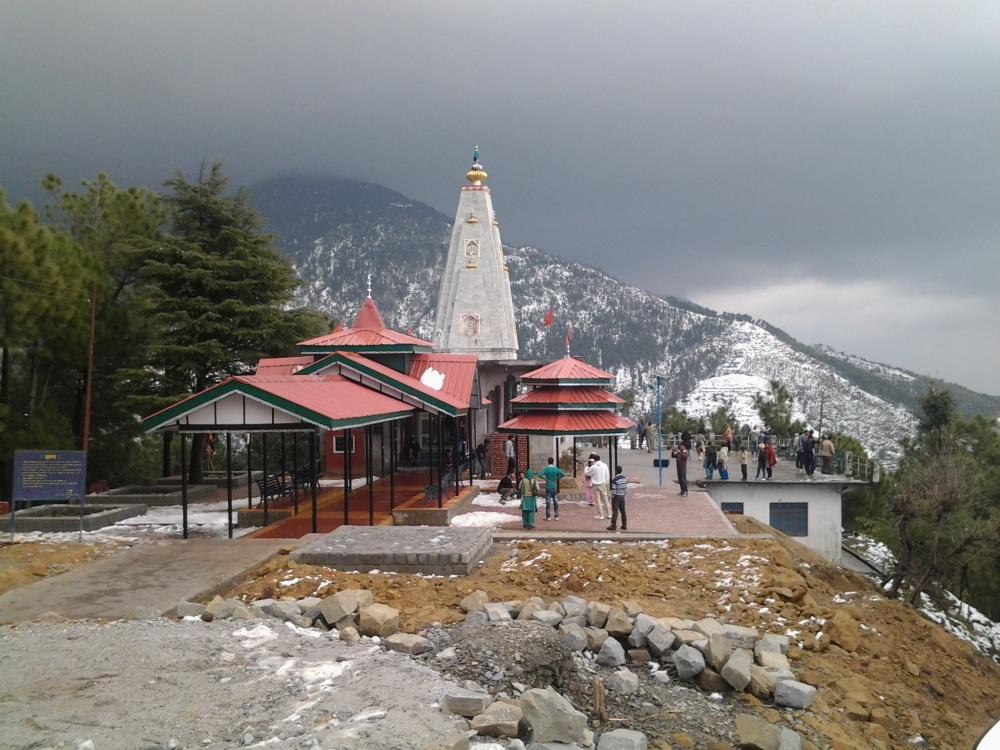 Jakhni Mata Temple