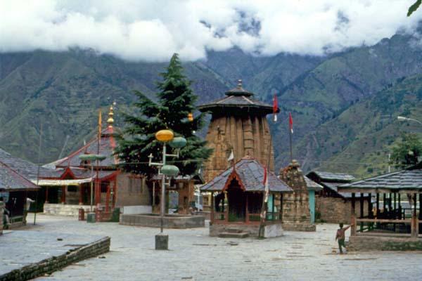 Chaurasi temple at Bharmaur
