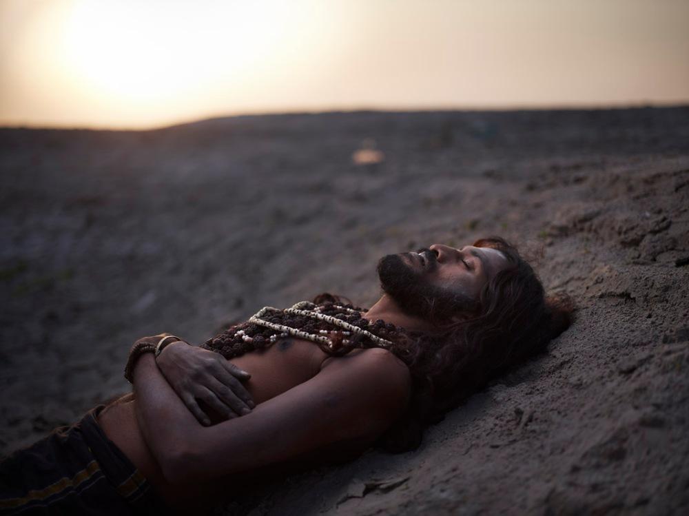 India's wandering holy men