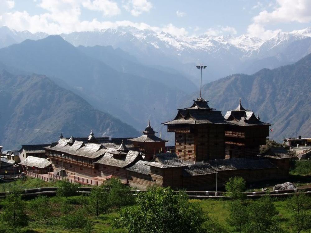 Bhimakali-Temple-Sarahan-Himachal-Pradesh