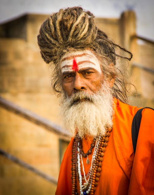India Sadhu