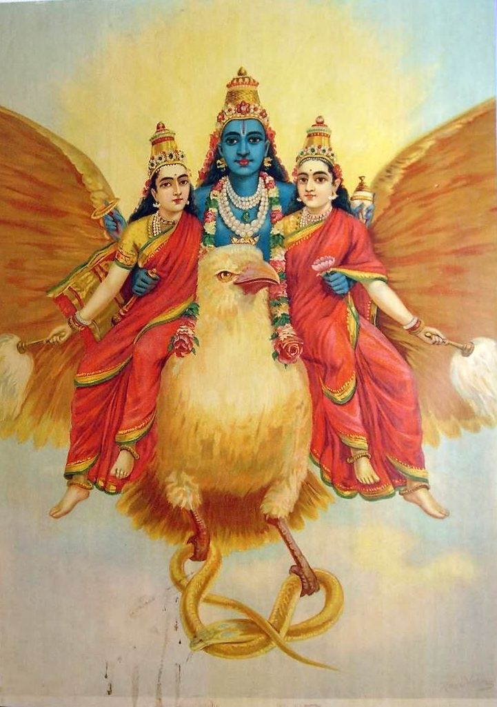 Raja_Ravi_Varma,_Lord_Garuda