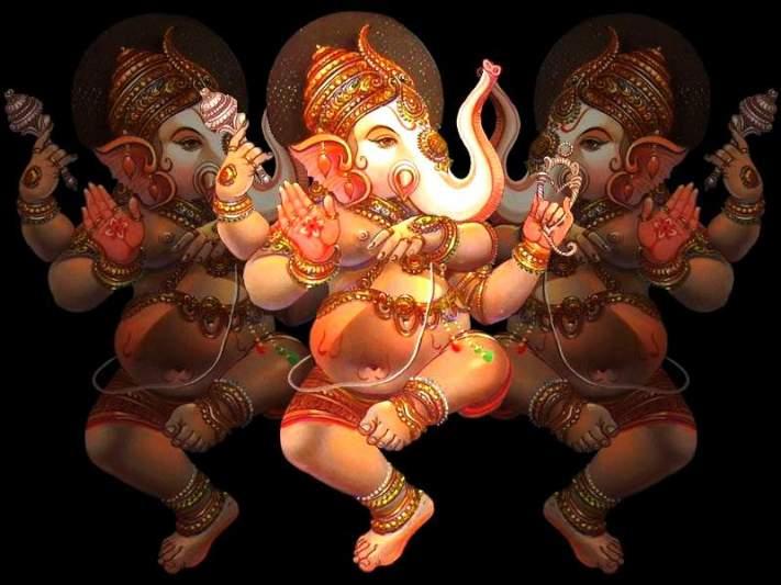 Ganesha – The elephant headed God – Journal Edge   711 x 533 jpeg 46kB