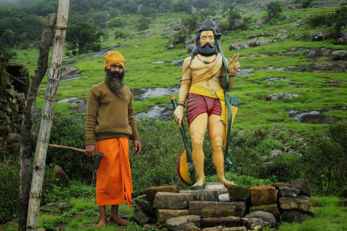 Mahendragiri Hills - A legendary mountain where Parshuram did penance.