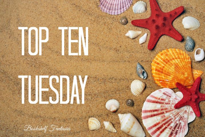 Top Ten Tuesday Is A Meme Hosted By The Broke And Bookish Featuring Different 10 Theme Each Week This Weeks Topic Books We Enjoyed