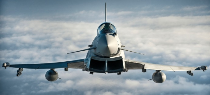 Typhoon FGR.4 RAF
