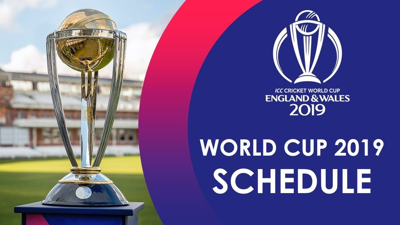 Cricket World Cup 2019- list of Indian team Squad.